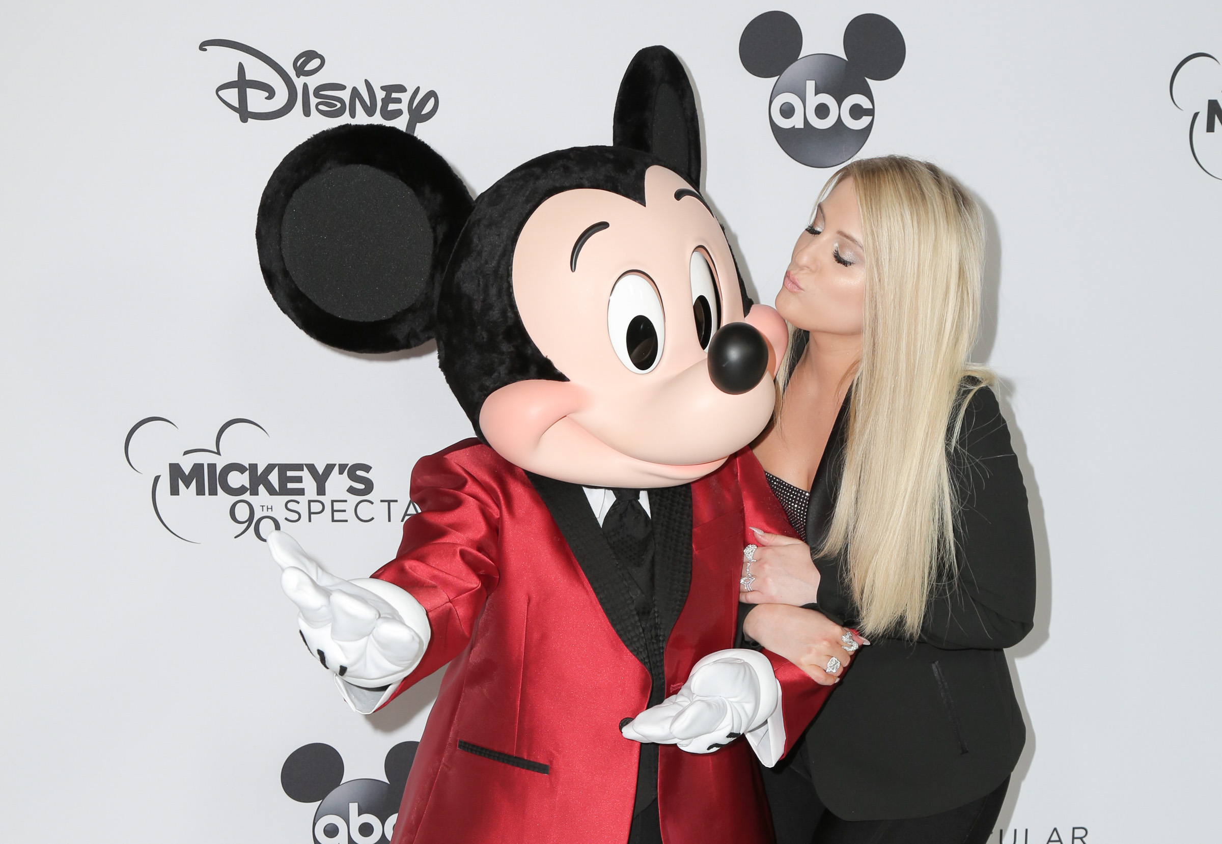 Mickey Mouse, Meghan Trainor